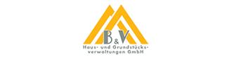 B und V Logo