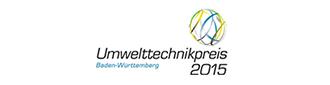 Umwelttechnikpreis 2015