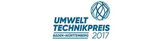 Umwelttechnikpreis 2017